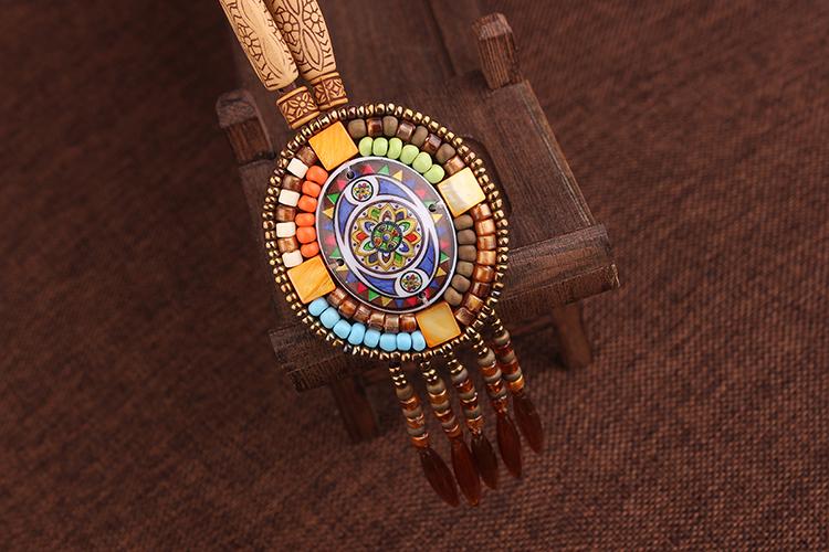 Ethnic Tibetan Necklace for Women