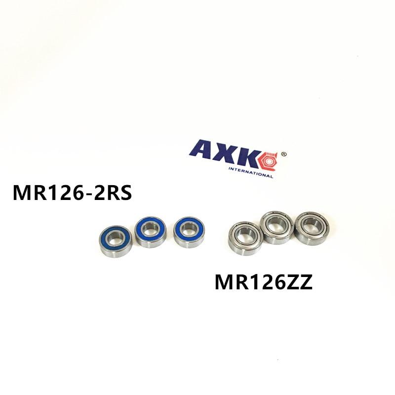 MR126ZZ  MR126-2RS deep groove ball bearings MR126-2RS (6*12*4MM) gcr15 6326 zz or 6326 2rs 130x280x58mm high precision deep groove ball bearings abec 1 p0