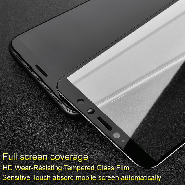 sneakers for cheap 571db f15de US $9.57 |Screen Protector Xiaomi Redmi S2 Tempered Glass Full Cover  Automatic adsorptionProtective Film xiaomi redmi Y2 Full Coverage-in Phone  Screen ...