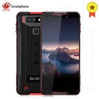 Cubot Quest androida 9.0 4GB 64GB MT6762 octa-core wsparcie magnetyczny NFC smartfon 5.5 ''HD + IP68, wodoodporny, odporny na kurz, Celular