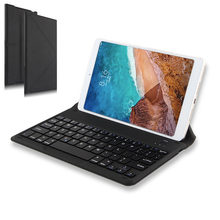 Bluetooth клавиатура для Xiaomi Mi Pad 4 Plus, планшетный ПК, Беспроводная Bluetooth клавиатура для MiPad 4 MiPad4 Mi Pad4 Plus, 10,1 дюйма, чехол