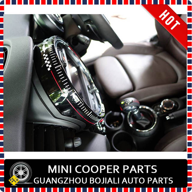 Brand New ABS Material JCW Style Mini Cooper F55 F56 S Interior Blind Ring  LED Cover from NVD/ Non-NVD