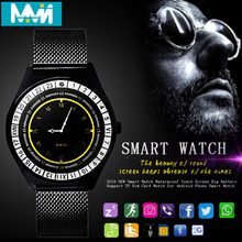 2019 NEW Smart Watch Waterproof Touch Screen Big Battery Support TF Sim Card Watch for Android Phone Smart Watch PK DZ09 Y1 недорого