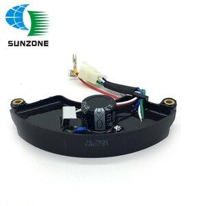 Image 3 - 7 кВт однофазовый АРН автоматический регулятор напряжения для генератора, регулируемый