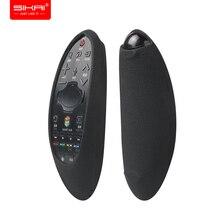 Coque pour Samsung TV télécommande BN59 01185F BN59 01181A BN59 01185A LED HDTV SIKAI antichoc Silicone housses avec lanière