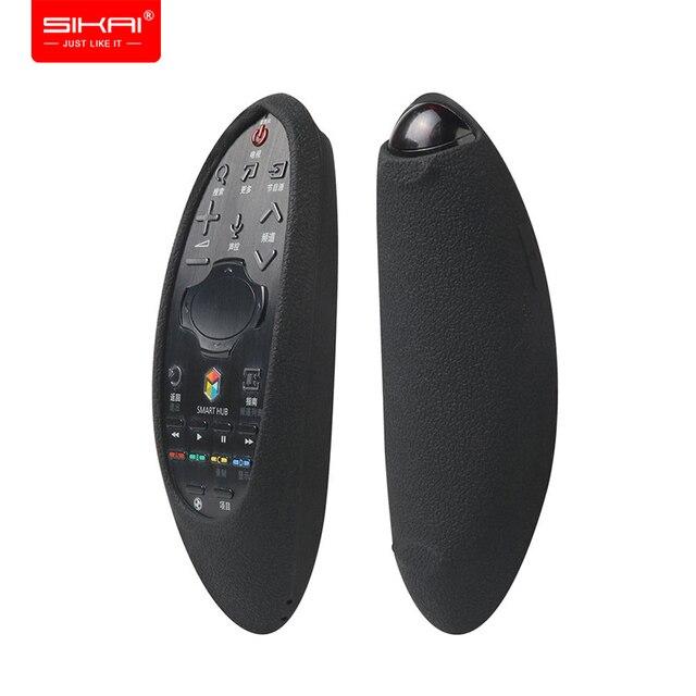 Pokrowiec na samsung tv pilot BN59 01185F BN59 01181A BN59 01185A LED HDTV SIKAI odporne na wstrząsy silikonowe pokrowce ze smyczą