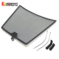 KEMiMOTO For GSX R Aluminum Radiator Grills Guard Cover Grille for Suzuki GSXR 600 750 2006 2008 2009 2010 2011 2012 2013 2014