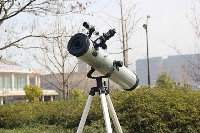 2015 Новый 76700 Астрономический Телескоп высокое качество мощный