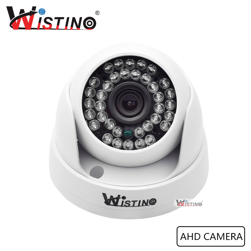 Wistino CCTV AHD Analog Camera Indoor Dome Camera Megapixel 2MP 1080P Surverillance With IR Cut Filter ONVIF Outdoor Waterproof wistino cctv camera metal housing outdoor use waterproof bullet casing for ip camera hot sale white color cover case
