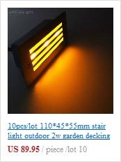 Ac12v conduziu a luz subterrânea 5w 1