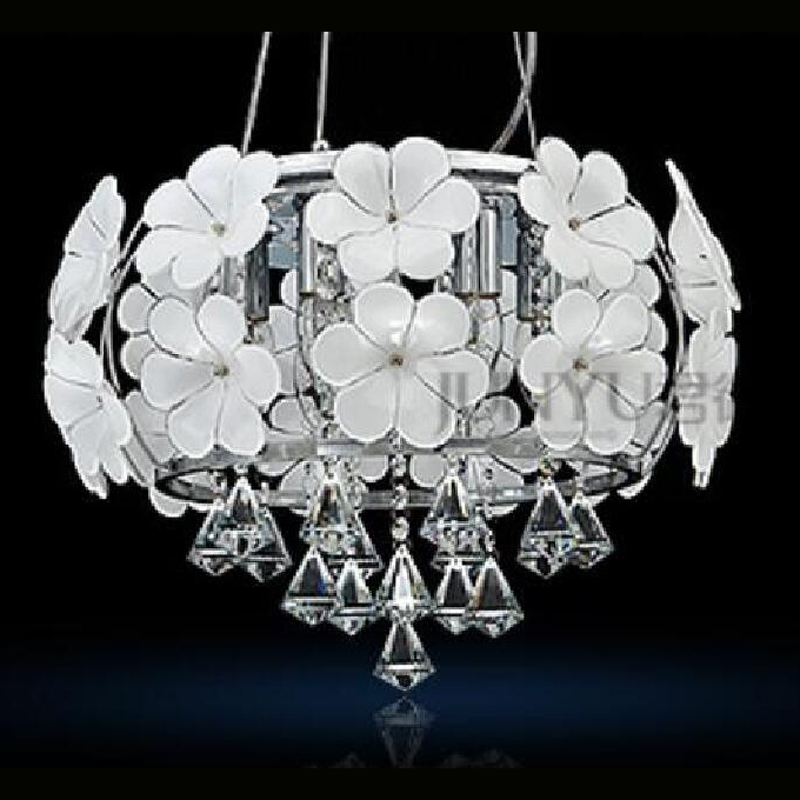 Corridor lamp Contemporary and contracted sitting room the bedroom light crystal pendant lights restaurant pendant lamps SJ63 nordic contemporary and contracted sitting room bedroom art creative personality restaurant lighting wholesale rural birds lamps