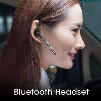 цена на Hands-free Walkie Talkie Bluetooth Wireless Headset M Type Earphone Two Way Radio Headphone PTT  Mic For Motorola Series