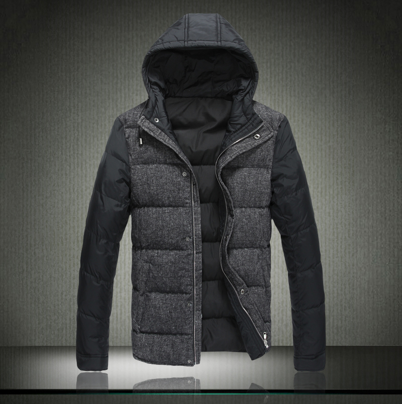 Aliexpress.com : Buy Winter Jacket Men Fashion 2015 New Slim Fit ...