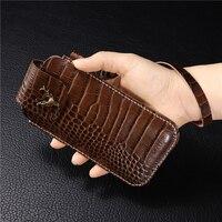 Blackview P10000 Pro Belt Clip Holster Case Blackview S6 Cover Blackview X Genuine Leather Waist Bag Coque Blackview A10