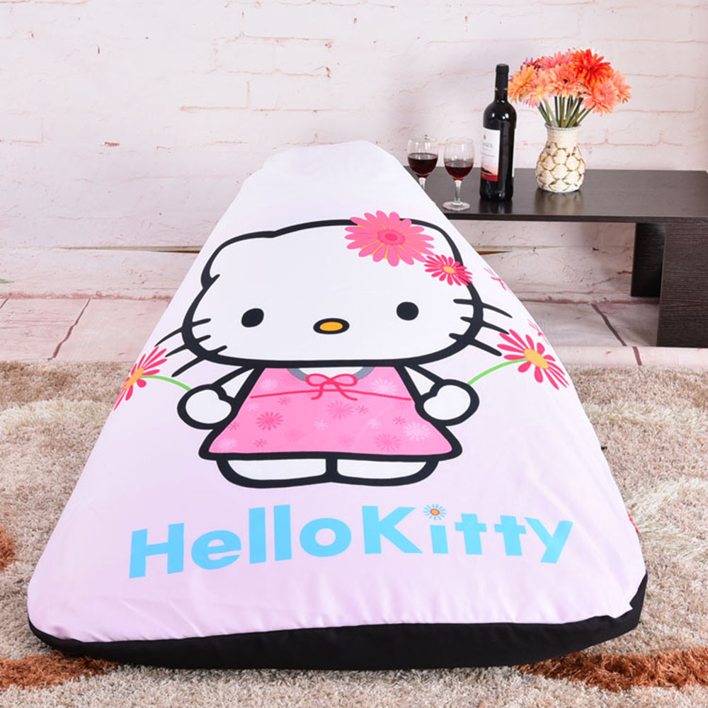 Zitzak Hello Kitty.Levmoon Beanbag Sofa Chair Seat Zac Comfort Bean Bag Bed Cover