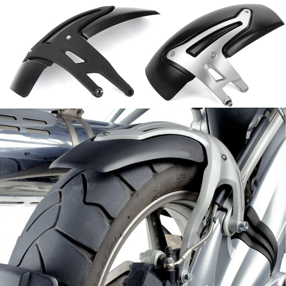 Motorcycle Black Silver Rear Fender For BMW R1200GS Wheel Hugger Mudguard Splash Guard For BMW R 1200 GS LC Adventure 2013-2018