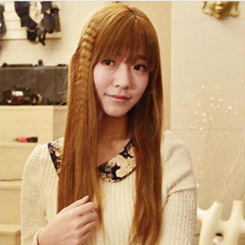 3 uds DIY pinza de pelo de maíz rizador de la mujer de belleza de alta calidad de peluquería de estilo de onda permanente Rod herramienta J11 Color al azar