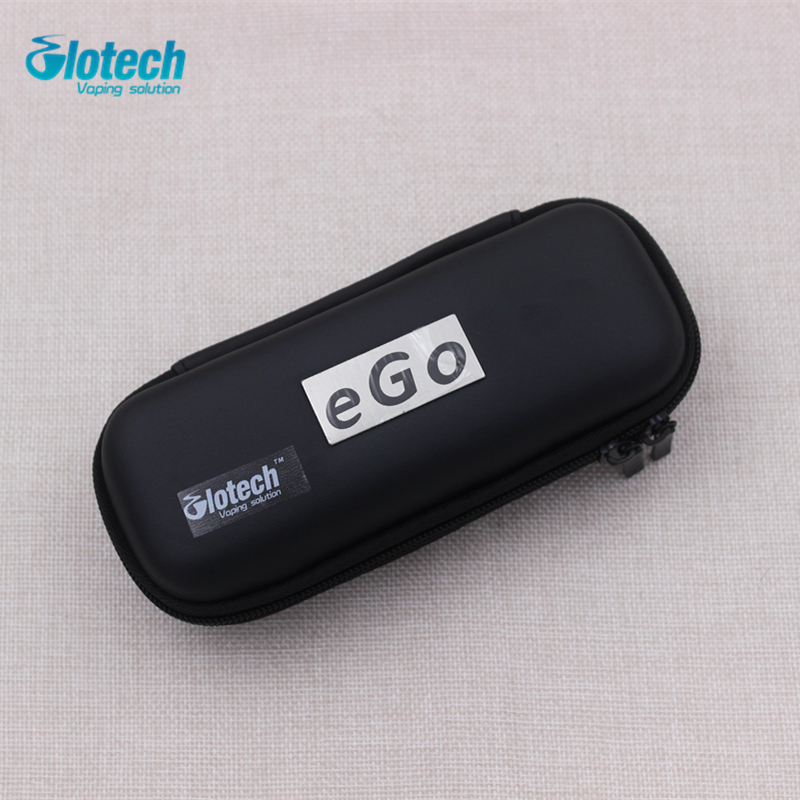 Glotech 5pcs mini Ego Case for CE4 EVOD E Cigarette Kit mini Ego Case Vaporizer Zipper Carrying Bag Cigarette Accessories case