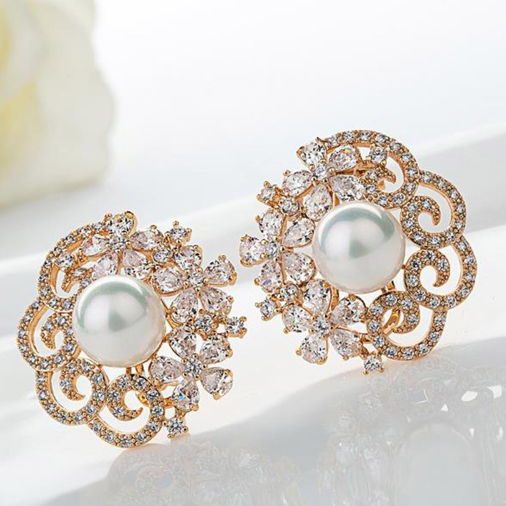 products day beautiful lynne earrings cassandra cz wedding and pearl