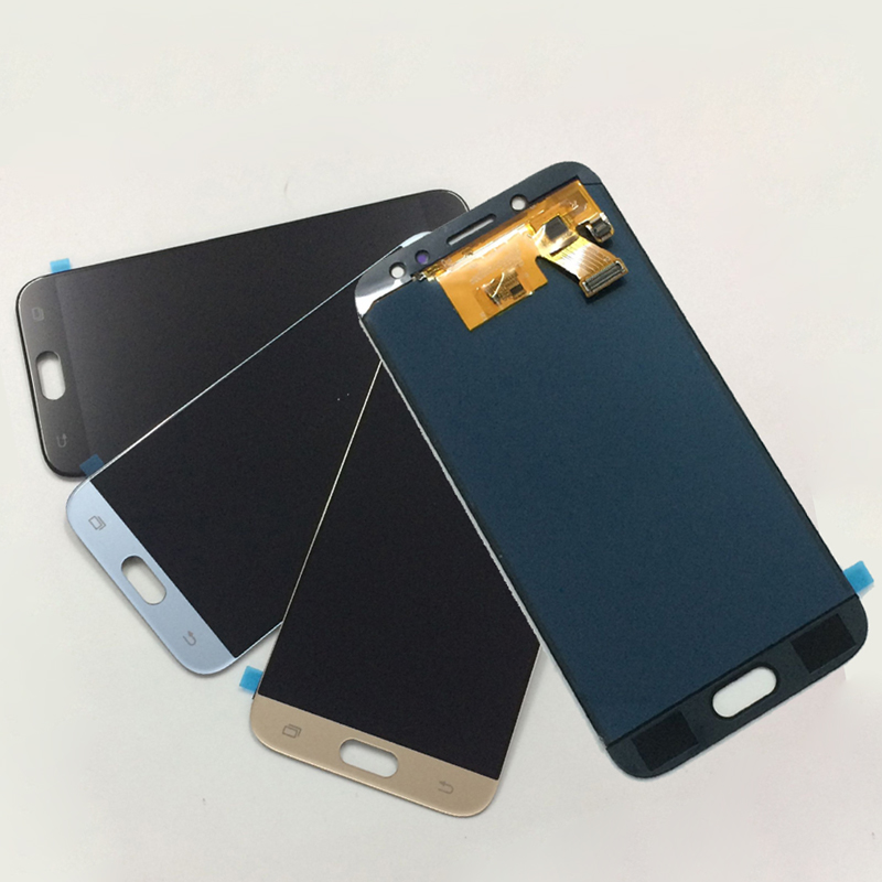 3 color Touch Screen Panel Digitizer Glass + LCD Display Monitor Assembly For Samsung J5 2017 J530 J530F J530Y J530FN J530M