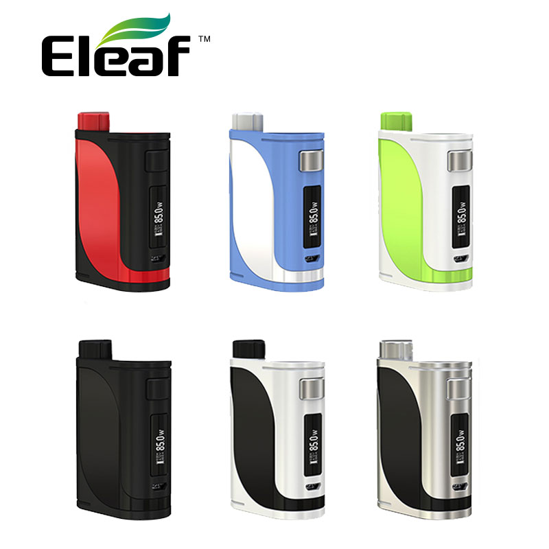 Original 85W Eleaf IStick Pico 25 TC MOD Fit 25mm Tanks Melo 3 Tank/Melo Mini Atomizer Big Screen Vape Mod NO 18650 Battery купить в Москве 2019