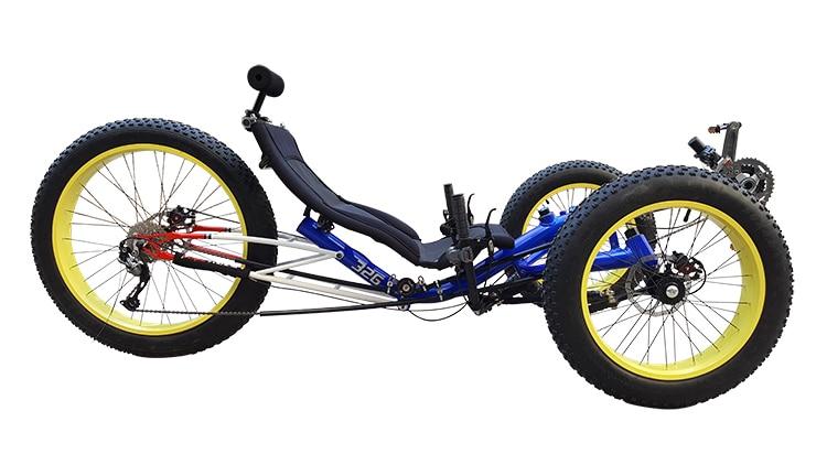 TrikExplor Fat Tire Trike F326 (1)