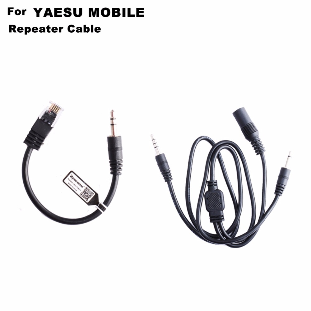 REPEATER CABLE FOR YAESU MOBILE FT-2800 FT-2900 <font><b>TYT</b></font> <font><b>TH</b></font>-7800 <font><b>TH</b></font>-<font><b>9800</b></font> image