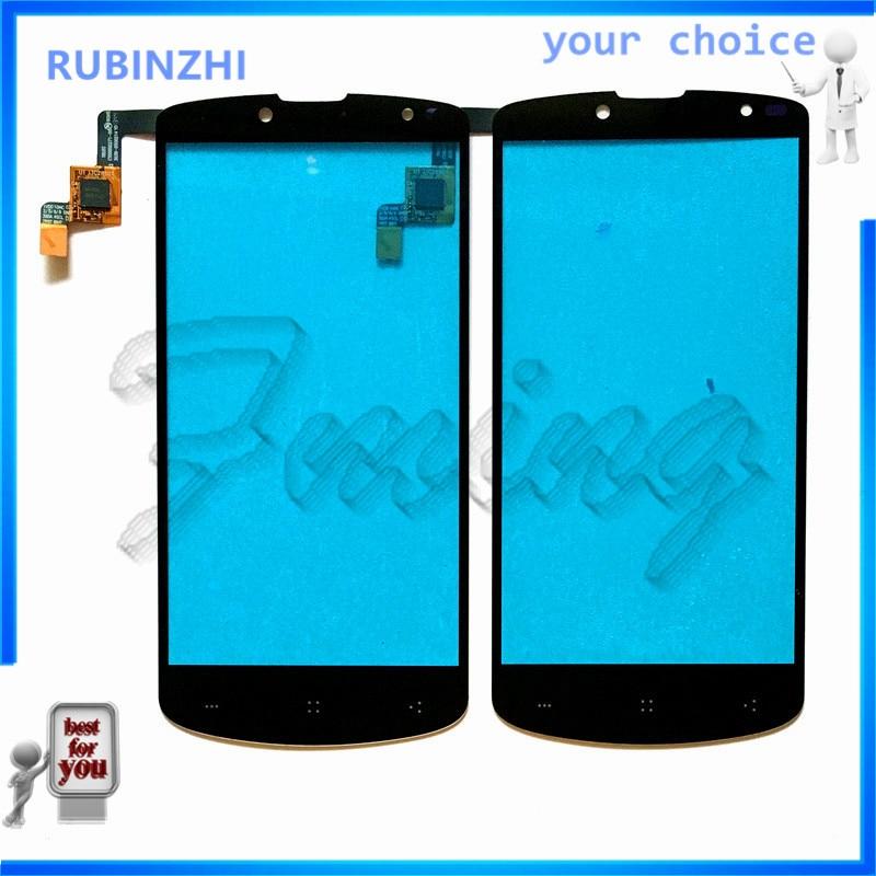 RUBINZHI панель сенсорного экрана мобильного телефона для Archos 50 кислородный сенсорный дигитайзер панель Стекло сенсор Запасная часть
