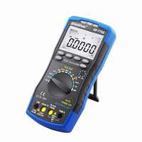 HoldPeak Digital Multimeter Tester Auto Range Multimetro True RMS 40000 Counts Measure Ohm Volt Amp Esr Capacitor Tester HP 770D