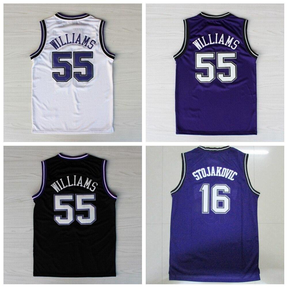 bccc1b770 ... peja stojakovic jersey Vintage Reebok Authentic Sacramento Kings 16 ...