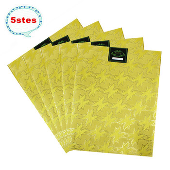Nigerian gele headtie  african SEGO HEADTIE 2pcs/set 5sets/lot  Free shipping  by UPS  YELLOW SL-1540