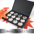 New Arrival 12 Grids Eyeshadow Palette Beauty Makeup Tools Cosmetic Empty Box with Magnet