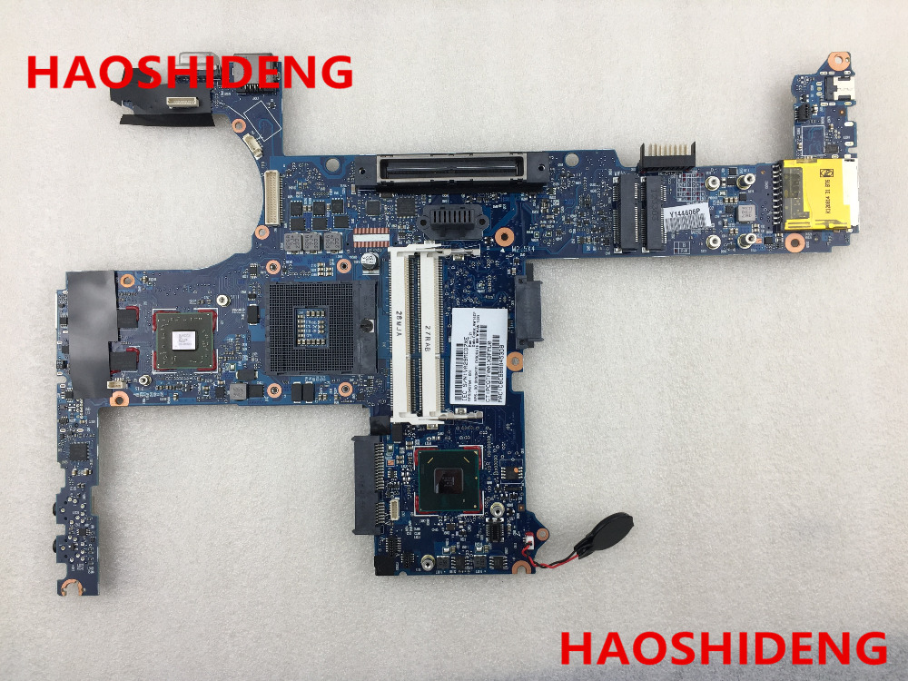 все цены на  Free Shipping,642754-001 6050A2398501-MB-A02 For HP EliteBook 8460P 6460B Laptop Motherboard.All functions 100% fully Tested!  онлайн