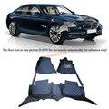 Para BMW Série 7 F01 F02 2014 2015 Direito & Movimentação Da Mão esquerda Preto Dianteiro Traseiro Tapetes Tapete Pad cobrir