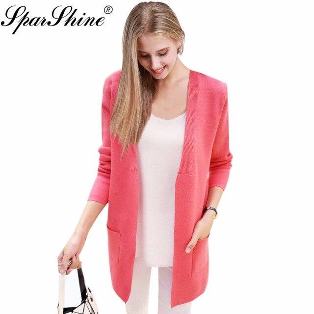 Aliexpress.com : Buy Autumn Winter Long Cardigan Women Sweater ...