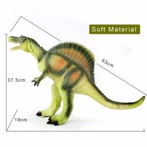 Image 2 - Wiben Jurassic ใหญ่ไดโนเสาร์ Spinosaurus ของเล่นพลาสติกสัตว์แอ็คชั่นและของเล่นตัวเลขเด็กของเล่นสำหรับเด็กผู้หญิงเด็กชาย
