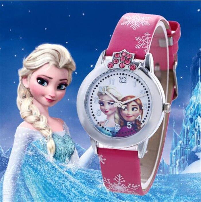 New Cute Children Watches Wristwatch Cartoon Watch Kids Quartz Wristwatch Child Boy Clock Girl Watch B043