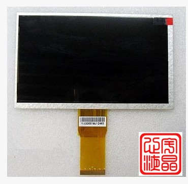 New LCD Display 7 Freelander PD10 3GS Tablet LCD Display screen panel Matrix Digital Replacement Free Shipping new 7 for alcatel one touch tab 7 dual core tablet lcd display screen panel matrix digital replacement free shipping