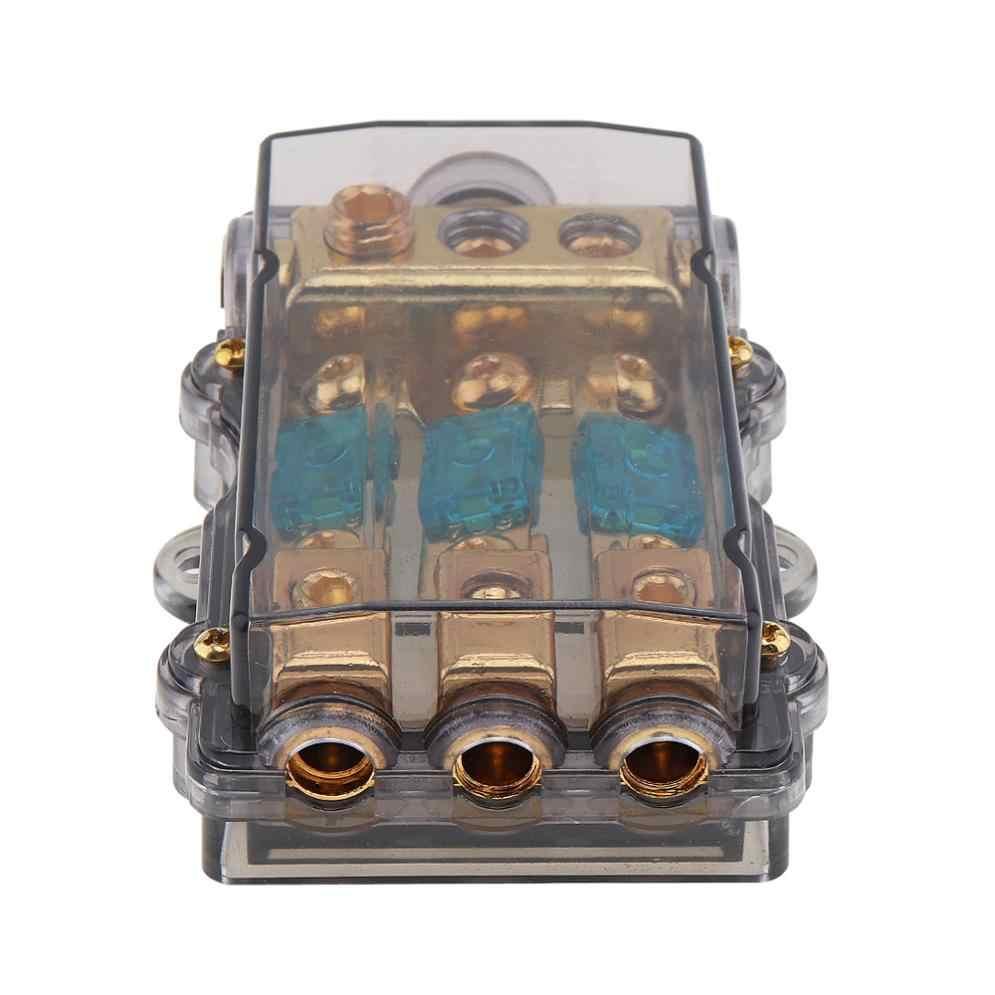 power fuse box 12v 60a plastic car audio power fuse holder fuse box auto power fuse box home 12v 60a plastic car audio power fuse