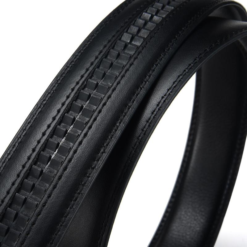 DINISITON Lelaki Belt automatik strap Belt cowhide Kulit Designer - Aksesori pakaian - Foto 5