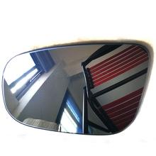 Części samochodowe wypukłe przeglądu korzystając z łączy z boku czy doliczone zostaną dodatkowe opłaty lusterka zewnętrzne szklany obiektyw płyta dla Volvo S80 S80L S40 S60 V60 C30 C70 v40 tanie tanio Lustro i pokrowce 2011 Orginal ISO9001 Glass plastic review mirror glass KAPACO hyperboloid mirror Single Mirror Oryginał