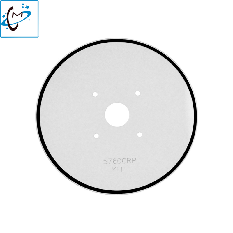 Hot sale !!! Outdoor piezo photo printer disk encoder sensor Mutoh RJ-901C RJ-900C media sensor plate 5760 CRP 2pcs 033 0512 8 encoder disk encoder glass disk used in mfe0020b8se encoder