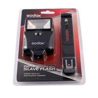 Godox Digital Slave Flash With Bracket For DSLR Camera Canon Nikon CF 18 Free Shipping