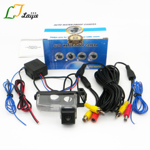 Laijie Автомобильная Камера Заднего вида Для Nissan Patrol/Safari Y61 1997 ~ 2010/HD CCD Широкоугольный Объектив Авто Обратный парковочная Камера/NTSC