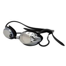 Взрослый практические нетоксичные безвкусно Водонепроницаемый Анти-туман красочные Good Looking прочное покрытие Плавание очки