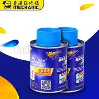 Mecanic 8333 250ml mac reparo líquido/touch screen oca  remoção de líquidos/descascadores oca