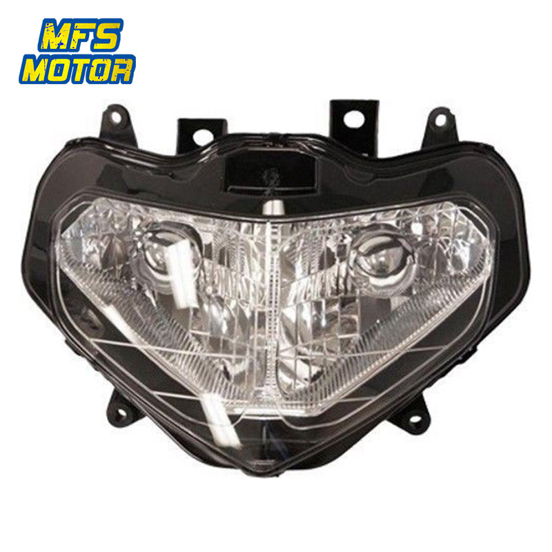 For 00 03 Suzuki K1 GSXR600 GSXR750 GSX R 600 750 Motorcycle Front Headlight Head Light Lamp Headlamp Assembly 2004 2005