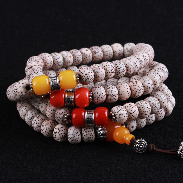 Pure Natural Bodhi Seed Bracelet Ethnic Jewelry Pure Manual Weaving Fashion DIY Bangles Bead Bracelets Women Jewelry