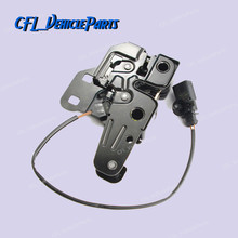 Front Hood Lock Breaking Bonnet Safety Latch Catch 8E0823509C For Audi A4 S4 QUATTRO 2001-2008 RS4 Cabriolet 2007 2008 2009