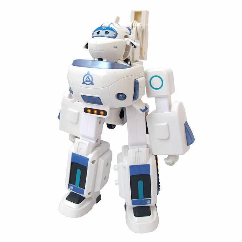 6 phong cách Siêu wings Donnie xe + máy bay Fit robot hành động hình đồ chơi siêu mô hình cánh Transformation robot cho Giáng Sinh quà tặng
